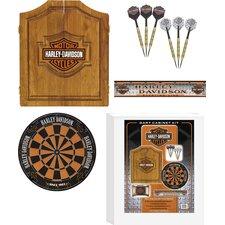 Harley Davidson Bar and Shield Dart Kit by Harley-Davidson Darts