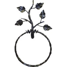 Aspen Wall Mounted Towel Ring