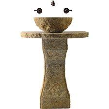 Pillar Divine 36 Pedestal Bathroom Sink by Quiescence