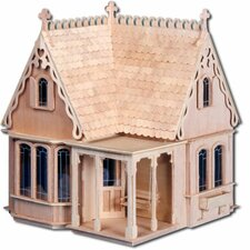 Coventry Cottage Dollhouse by Greenleaf Dollhouses