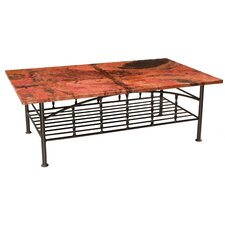 Prescott Coffee Table by Stone County Ironworks