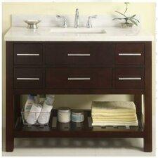 Priva 42 Open Bathroom Vanity Base by Empire Industries