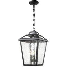 Bayland 3-Light Outdoor Hanging Lantern