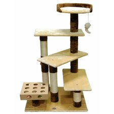 "45"" IQ Box Cat Tree"
