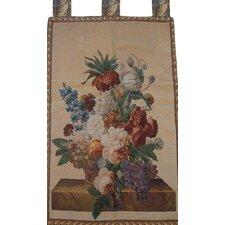 Spring Harvest Woven Tapestry