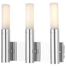 Metropolitan 3 Light Vanity Light