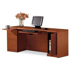 10700 Series Left Box/Box/File Computer Desk