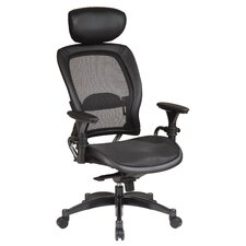 SPACE High-Back Executive Chair by Office Star Products