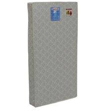 Orthopedic Extra Firm Foam Standard Crib Mattress by Dream On Me