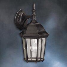 Allmon 1-Light Outdoor Aluminium Wall Lantern