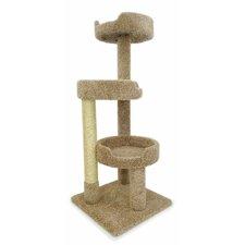50 Premier Kitty Pad Cat Tree by New Cat Condos