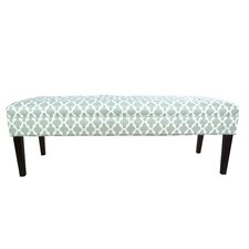 Kaya Fulton Upholstered Bench by MJL Furniture