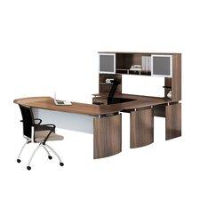 Medina 9 Piece Standard Desk Office Suite