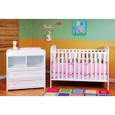 Berenice 2 Piece Crib Set