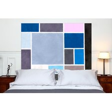 Poudrees Bleue Wall Hanging