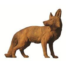Garden Décor Steady Fox Statue