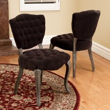 Daniel Tufted Side Chair (Set of 2)