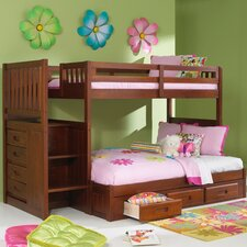 Kaitlyn Twin over Full Bunk Beds