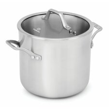 Calphalon Signature™ 8-qt.Stock Pot with Lid