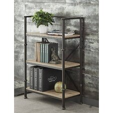 Franklin 44 Etagere Bookcase by Turnkey Products LLC