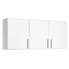 "Wayfair Basics 24""H x 54""W x 12""D White Wall Cabinet"