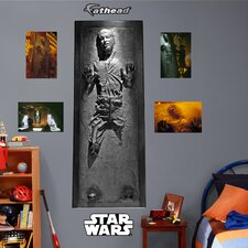 Lucas Star Wars Han Solo In Carbonite Wall Decal by Fathead