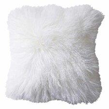 Deans Sheepskin Throw Pillow
