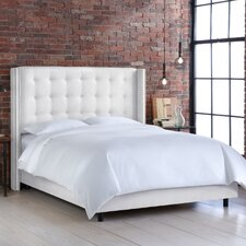 Best stores for Hayworth Upholstered Panel Bed   House of Hampton Good