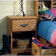 Roslindale 1 Drawer Nightstand by South Shore