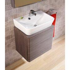 Universal 20 Emma Wall Mount Bathroom Vanity Base by Bissonnet