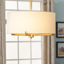 Avondale 3-Light Semi-Flush Mount