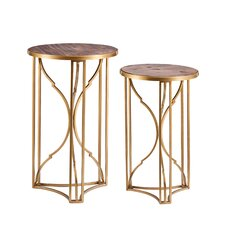 Kopp 2 Piece Nesting Tables by Wildon Home ®