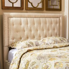 Djibril Square Upholstered Panel Headboard