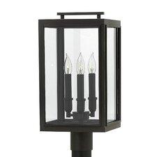 Sutcliffe Outdoor 3-Light Lantern Head