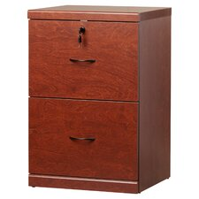 Berkhead 2 Drawer File Cabinet