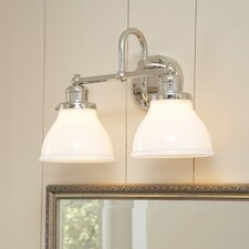 Atkinson 2-Light Vanity Light