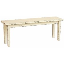 Suffolk Wood Dining Bench by Casual Elements