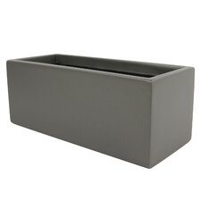 Belmont Rectangle Fiberglass Planter Box