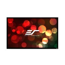 ezFrame2 White Fixed Frame Projection Screen