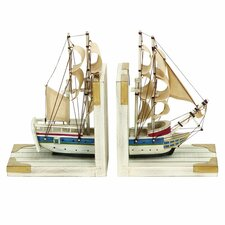 Nautical Bookend (Set of 2)