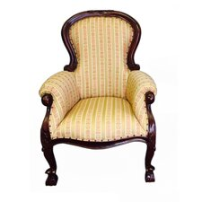 Louis Grandfather Armchair (Set of 2) by D-Art Collection