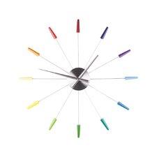 "Daphne 23.6"" Wall Clock"