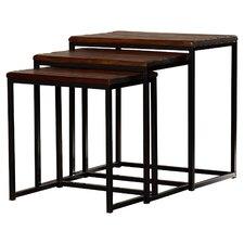 Pemberton 3 Piece Nesting Table Set by Trent Austin Design