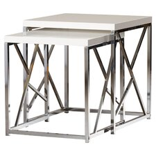 Dripping Springs 2 Piece Nesting Tables