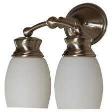 Bedford 2-Light Vanity Light