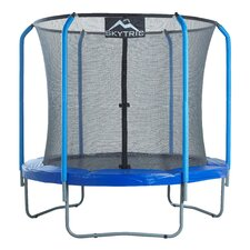 """""""Skytric"""" Trampoline with Top Ring Enclosure System and """"Easy Assemble Feature"""""""
