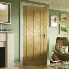 Croft Oak Solid Internal Door