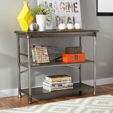 Arenas 33 Etagere Bookcase by Mercury Row