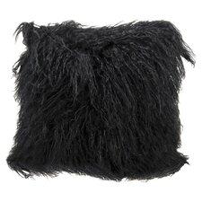 Dursley Sheepskin Throw Pillow