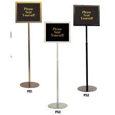Pedestal Signframes